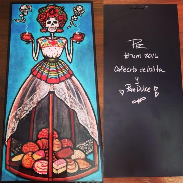 My Cafecito de Lolita!