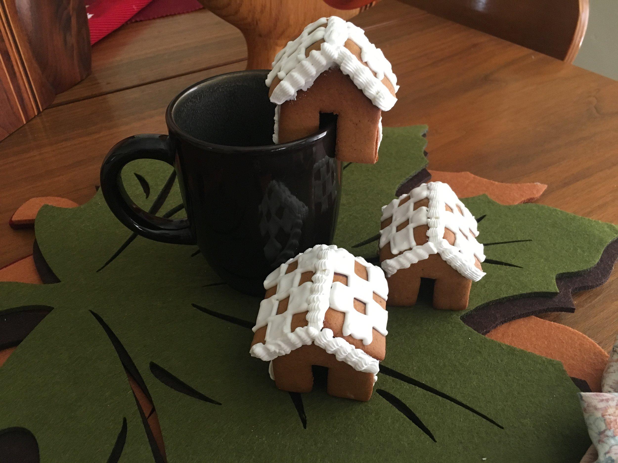 House on a mug