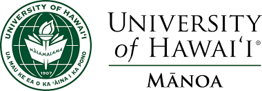The University of Hawai'i at Mānoa is an Equal Opportunity/Affirmative Action Institution