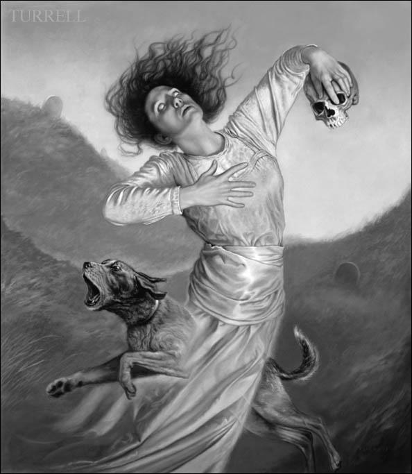 zombie girl, Grave Misunderstanding.jpg