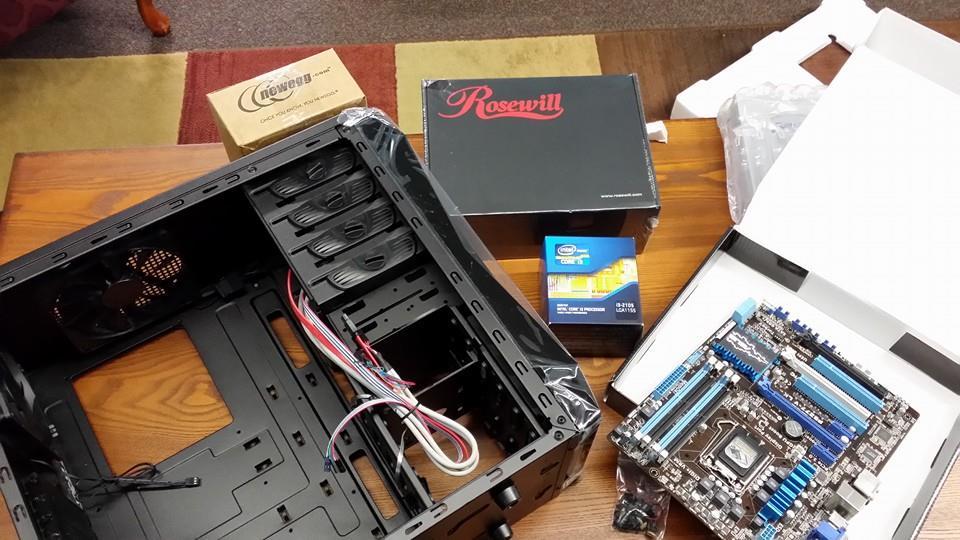 Custom On Air Computer