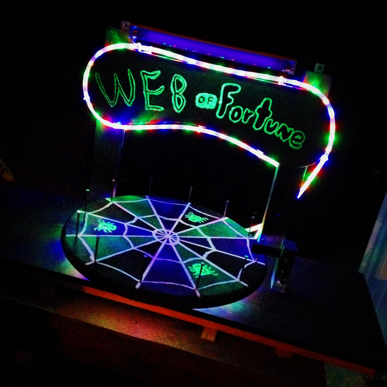 It's bigger. It's bolder. It's brighter! It's Web of Fortune 2.0.