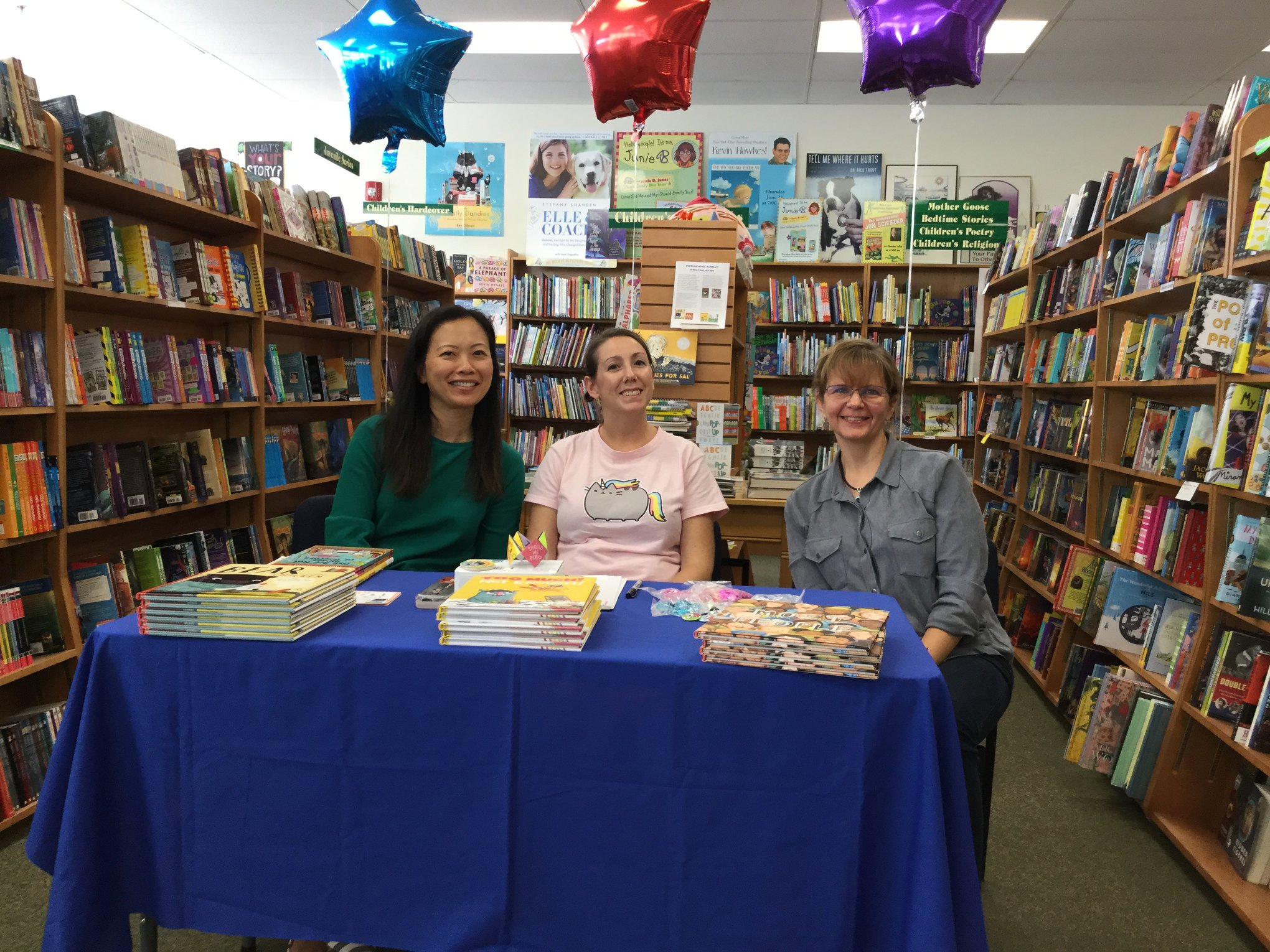Toadstool Bookshop Milford, NH