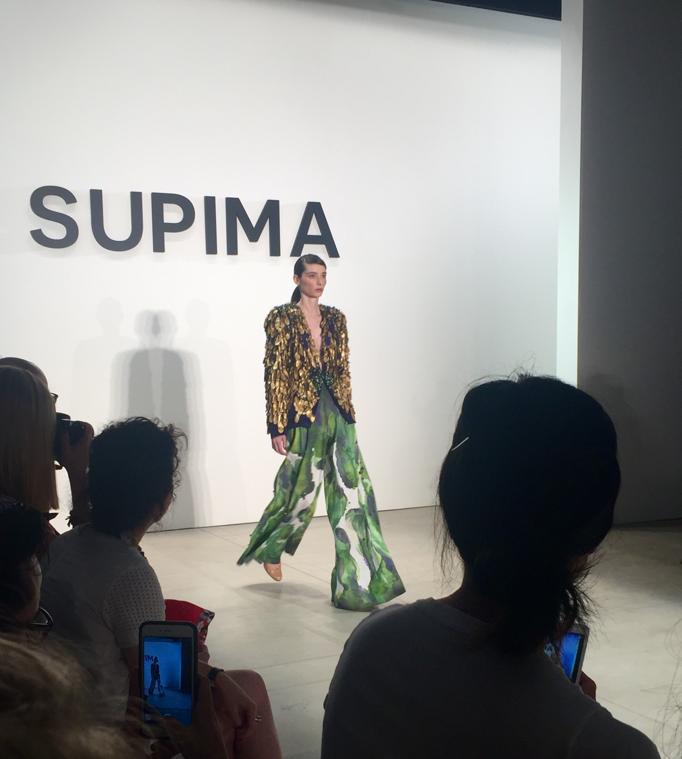 My favorite look from Supima Designer Competition Collection - Duston Jusso's.