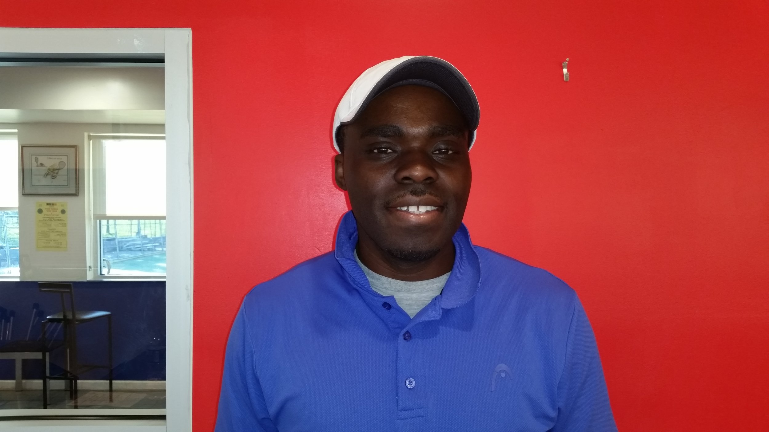 Osas Akinnirany (Akins), is one of our new 2017 part time certified USPTA Professional. Akins graduated from Texas Southern University with a Bachelor's Degree in Engineering Technology. Akins played #3 singles on the Men's tennis team. Along with his studies he also on the side learn how to fly and earned his Private Pilot's License. Akins has been teaching for 10 years. He has a great smile and loves to work with children of all ages as well as adults. We welcome Akins to our APTC Family!