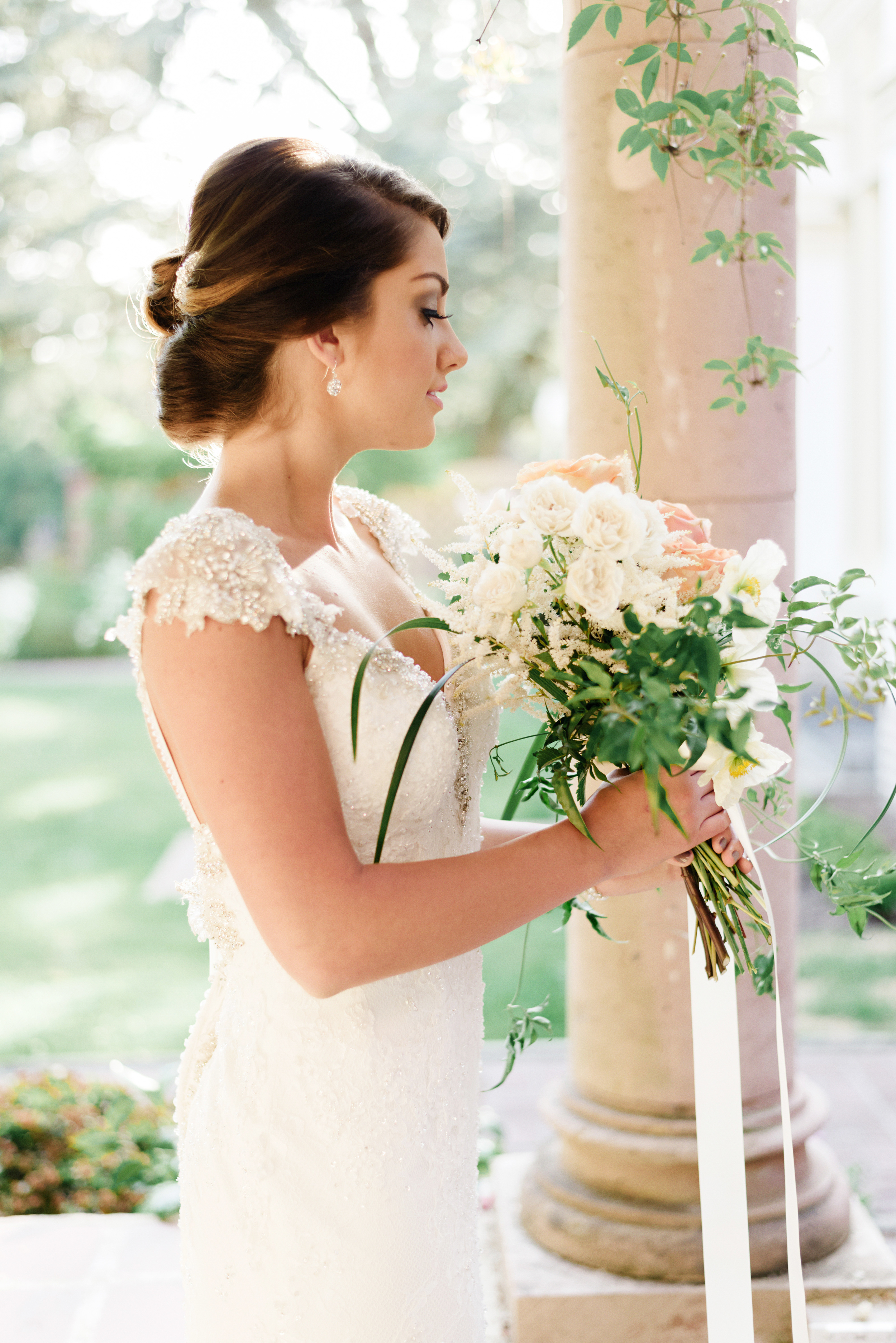 """French Elegance""  - A Styled Shoot, featured on  Style Me Pretty , December 2014."