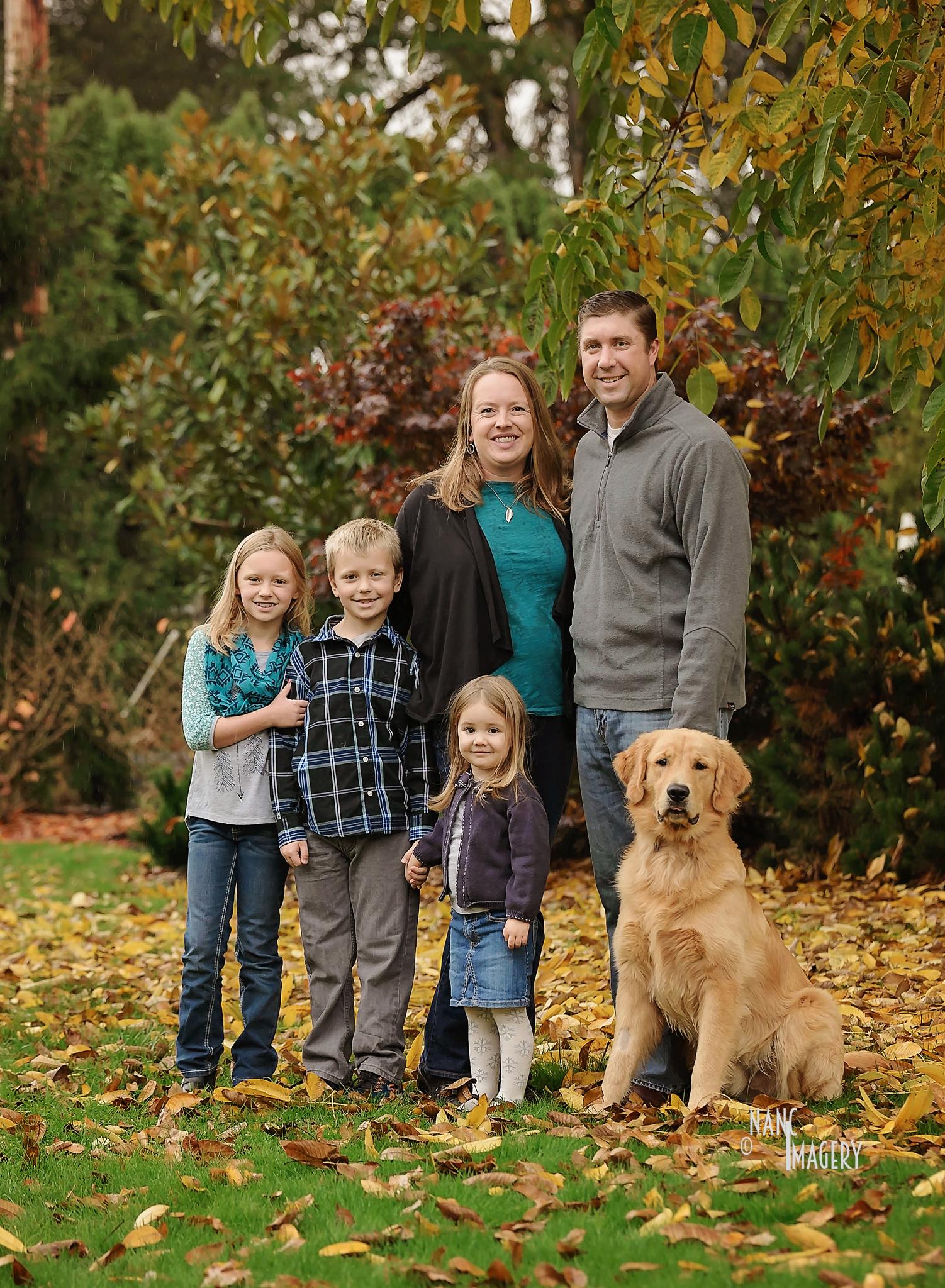 Newberg, Oregon Family Photographer