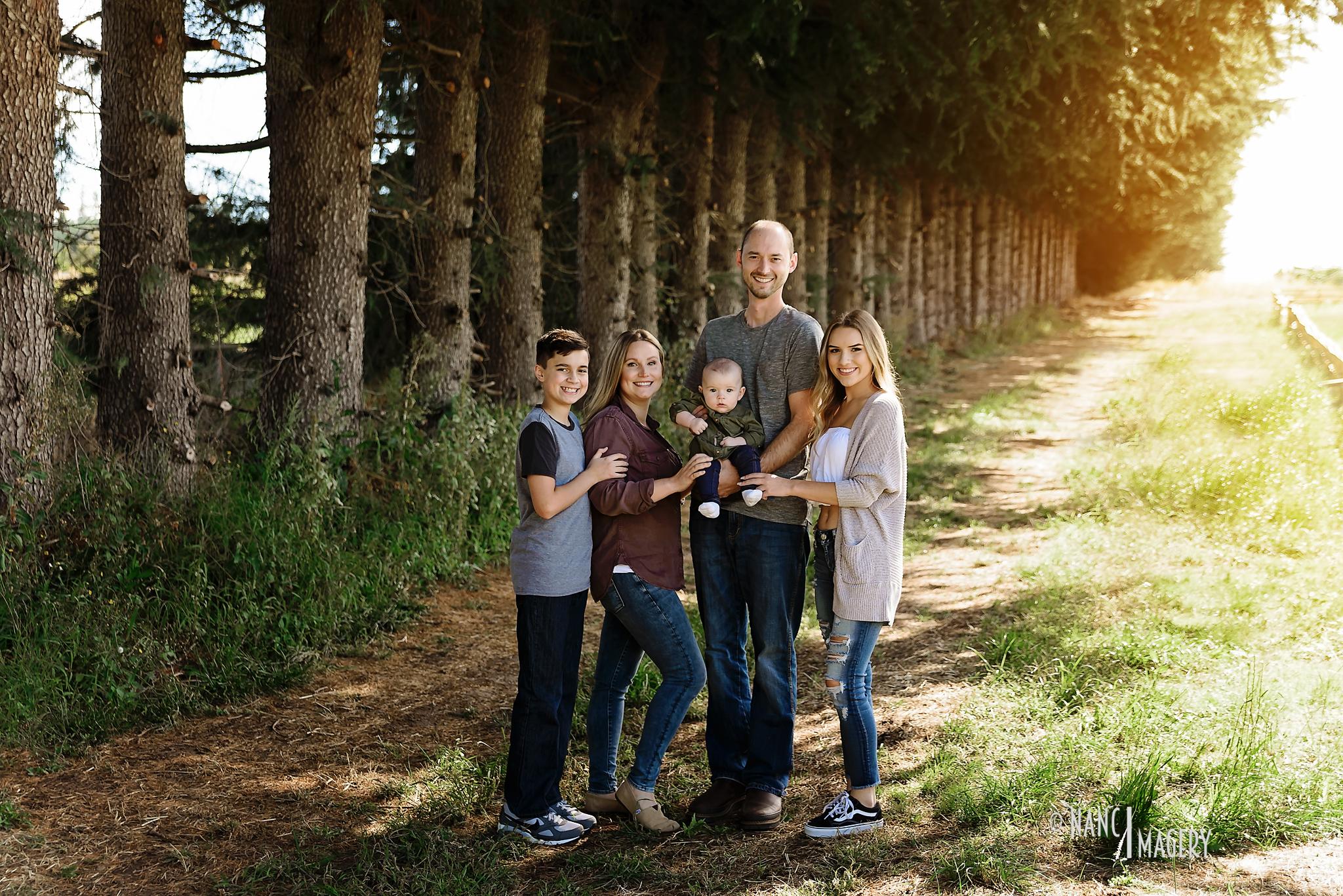 Family Portrait Nanci Imagery