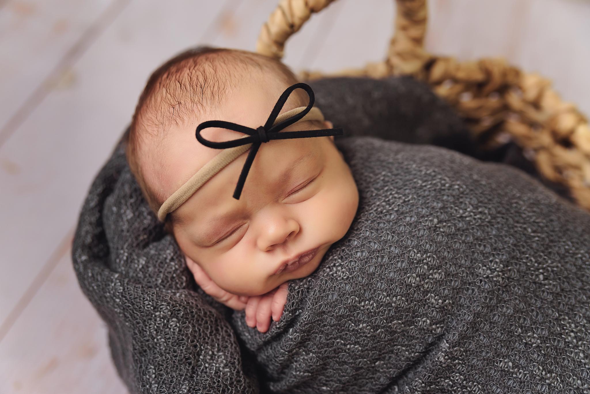 Newborn baby girl 2017