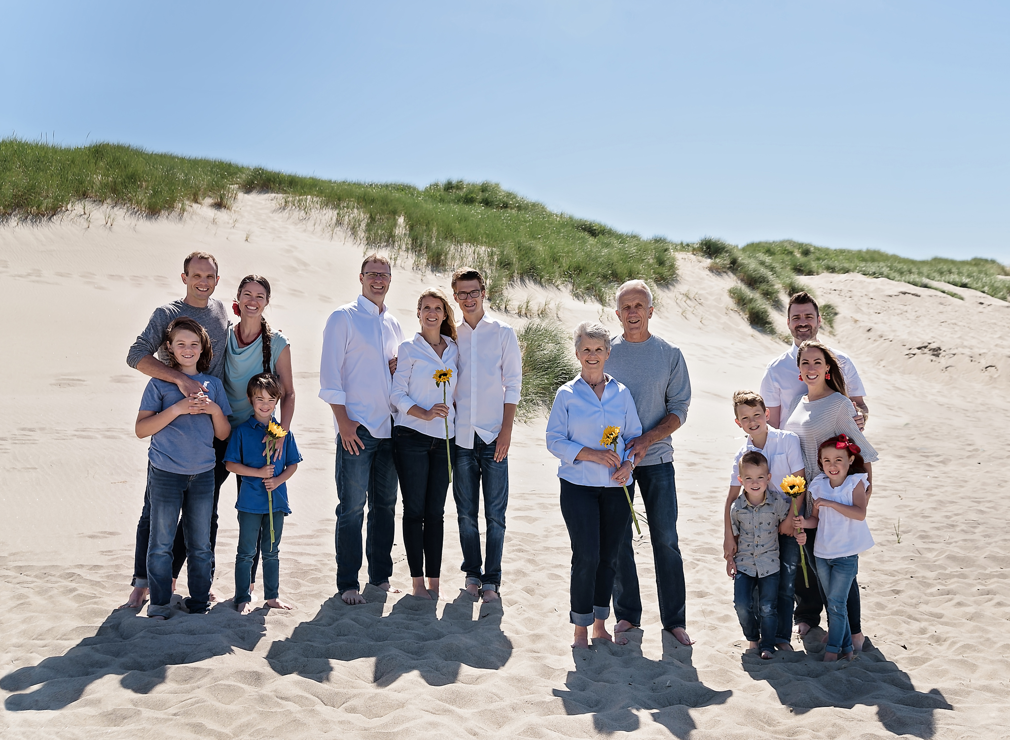 Pacific City-Extended Family Portrait