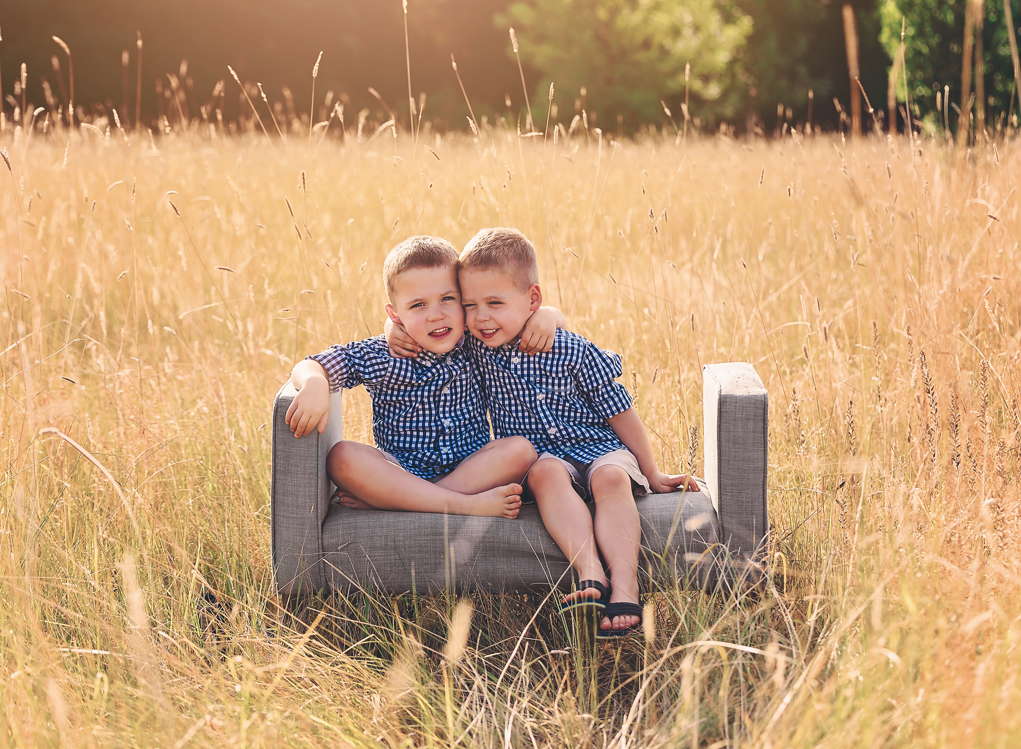 Twin Brother portraits