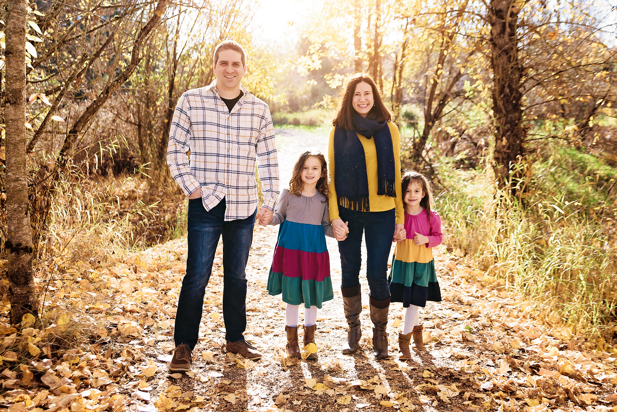 Sherwood Fall Family Portraits