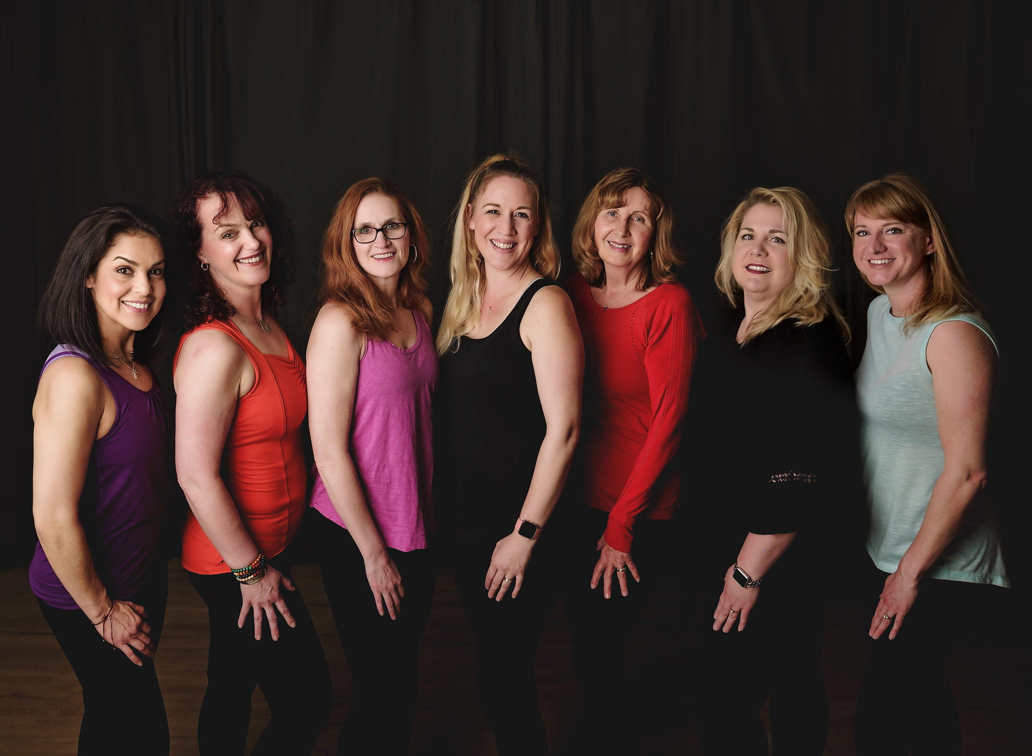 Sherwood YMCA Dance Instructors
