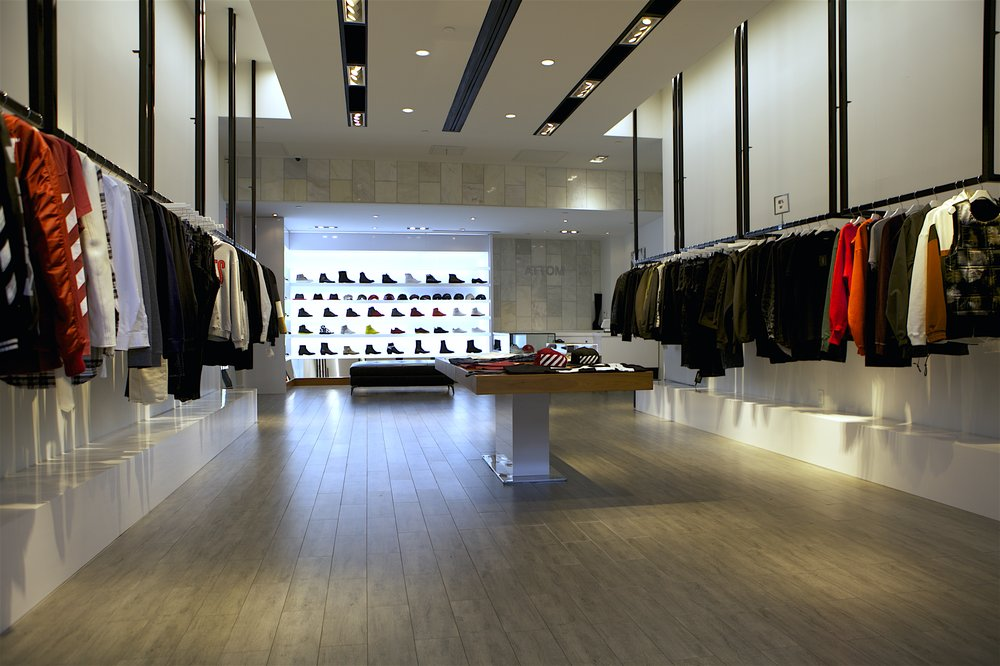 RETAIL - A Hand Selected List of Luxury Retailers that Stock Equalnox Clothing Co.