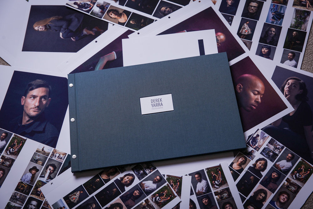 New Printed Portfolio: Notes from a first time DIY printer