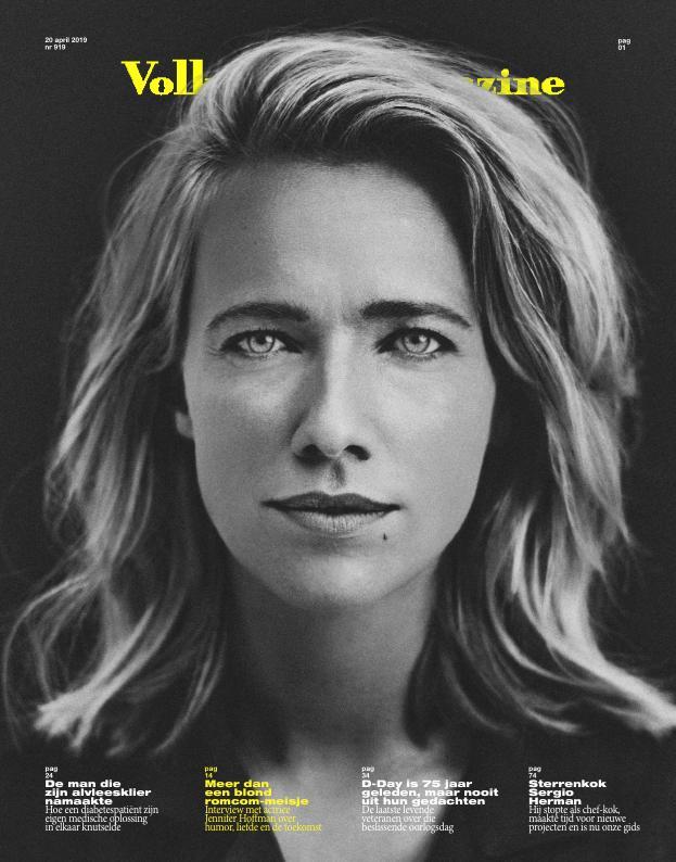 Jennifer Hofman - Bastiaan Woudt - Volkskrant Magazine.JPG