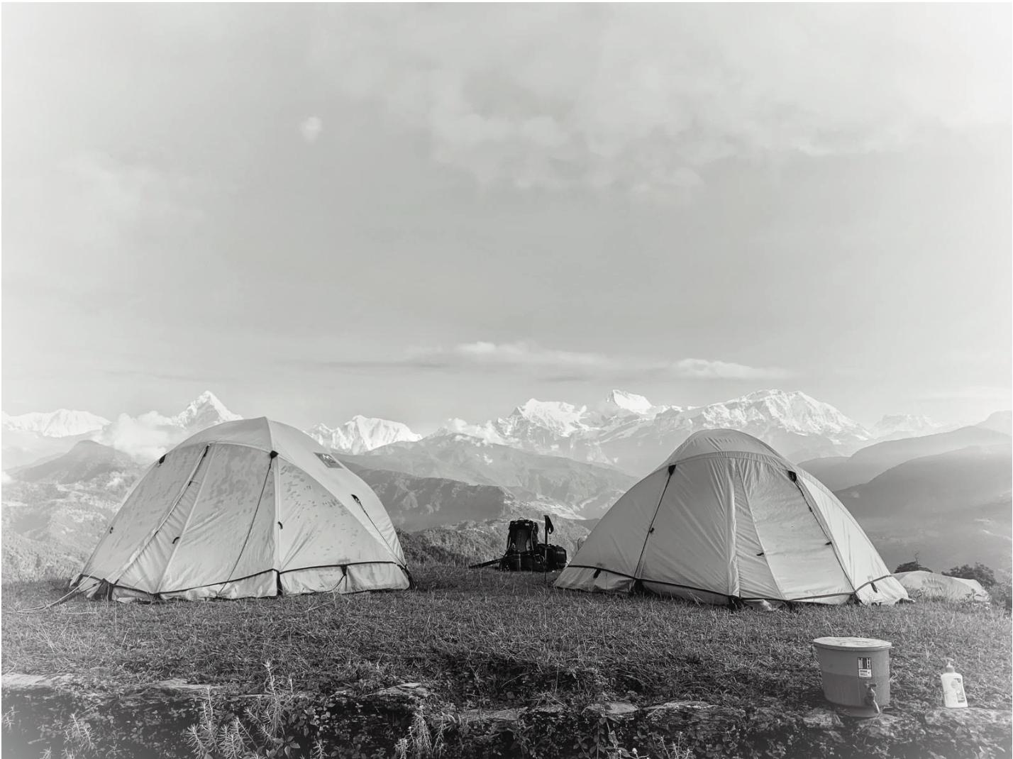 Bastiaan Woudt, Nepal 2019