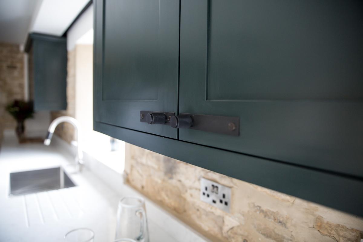 Evie Willow kitchen cupboard design