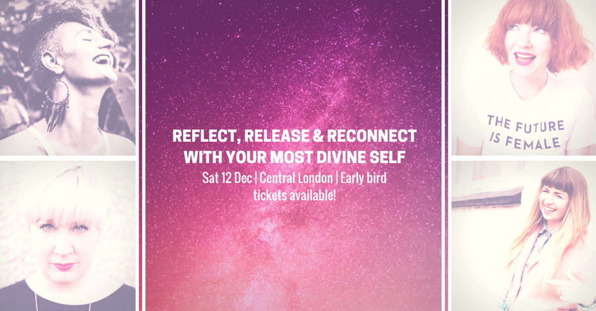 #HigherSelfie Presents- The 2015 Wrap Party-Reflect, release & reconnectwith your most divine self-WHERE- Henry Wood House, 2 Riding House St, London, W1W 7FAWHEN- Saturday 12th December, 10.30am – 6.15pm (After party 6.15pm to 8.15pm (2).png