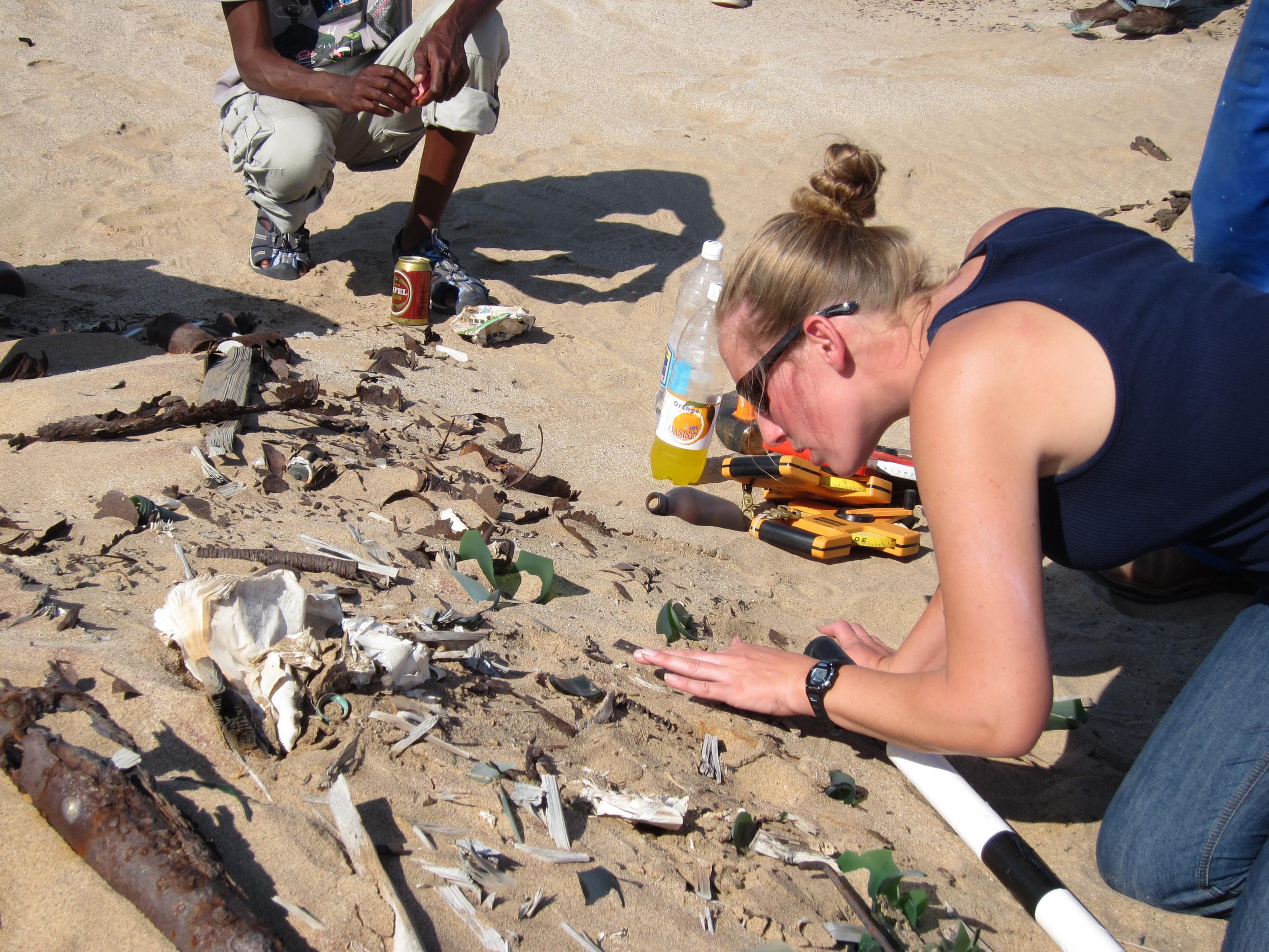 S Grieve Excavating in Namibia-S Grieve.jpg