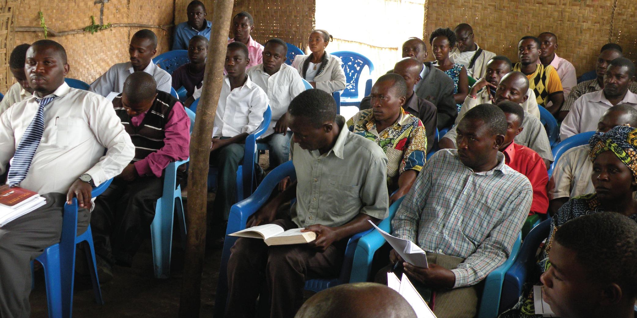 Pastor Training. Bwera, Uganda