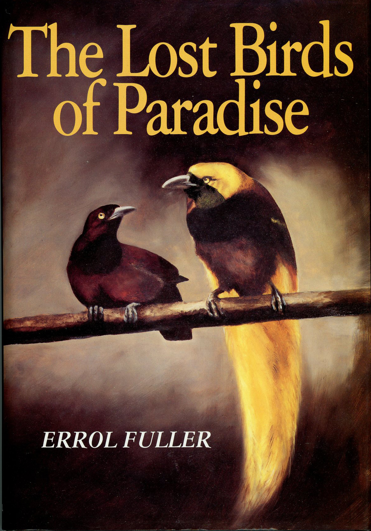 books Lost birds of Paradise.jpg