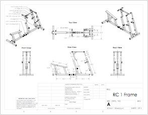 Big Rig Frame Dimensions