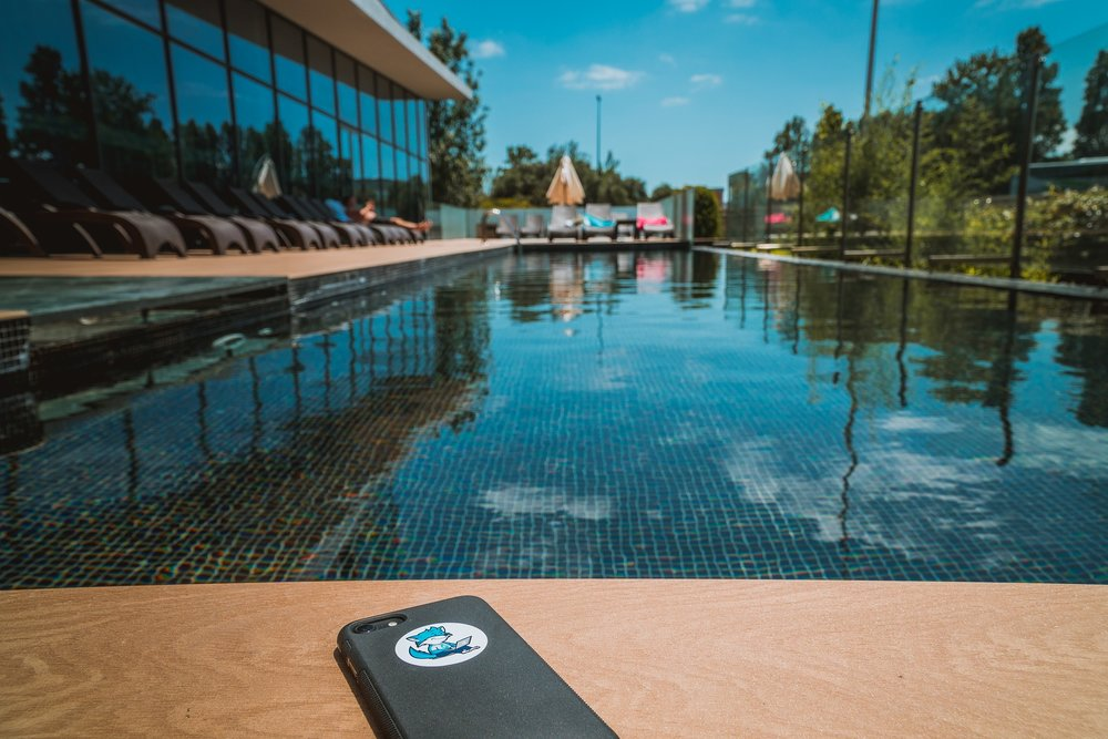 There\'s an app for that... — Orlando Pool Leak Detection and ...
