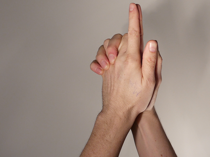 Hand Exercises for Artists — Tim Holt