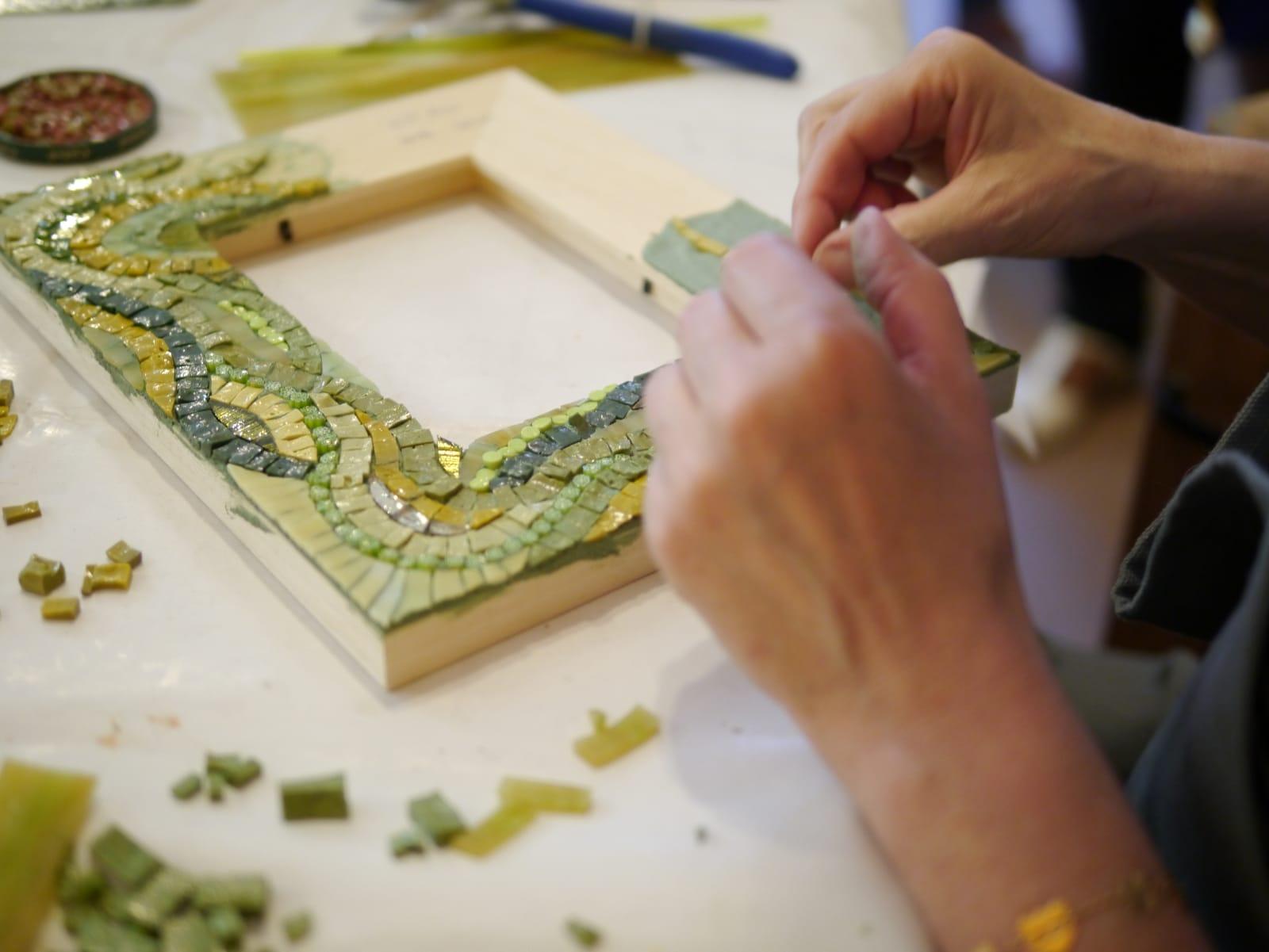 Crea il tuo Mosaico