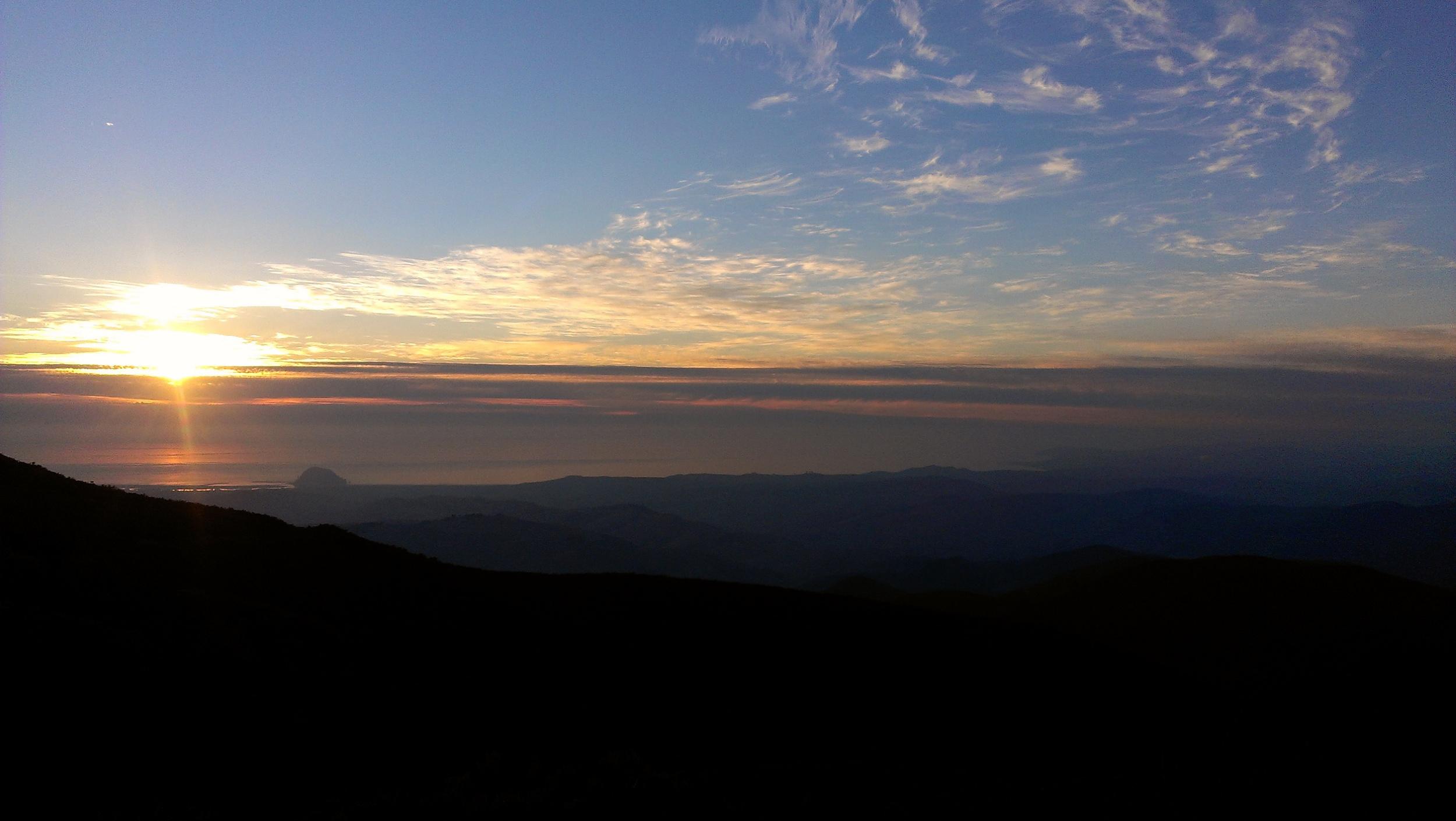 Cerro Alto Summit Trail - Cerro Alto Campground