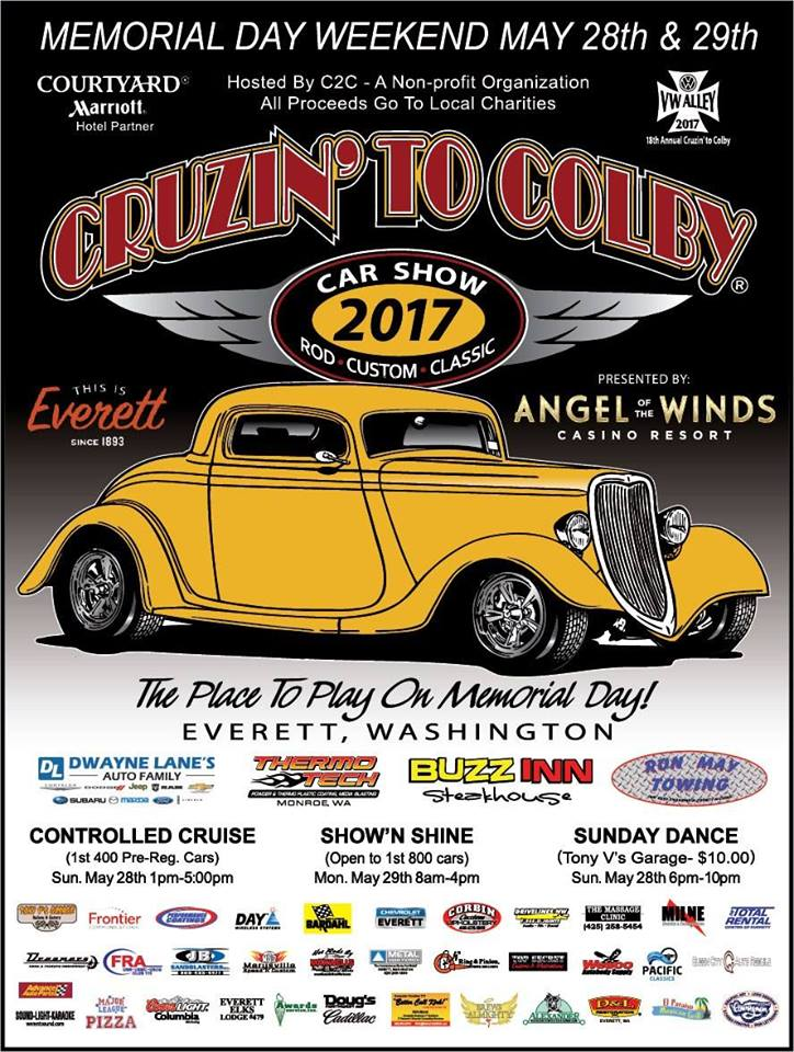 2017 Cruzin' To Colby