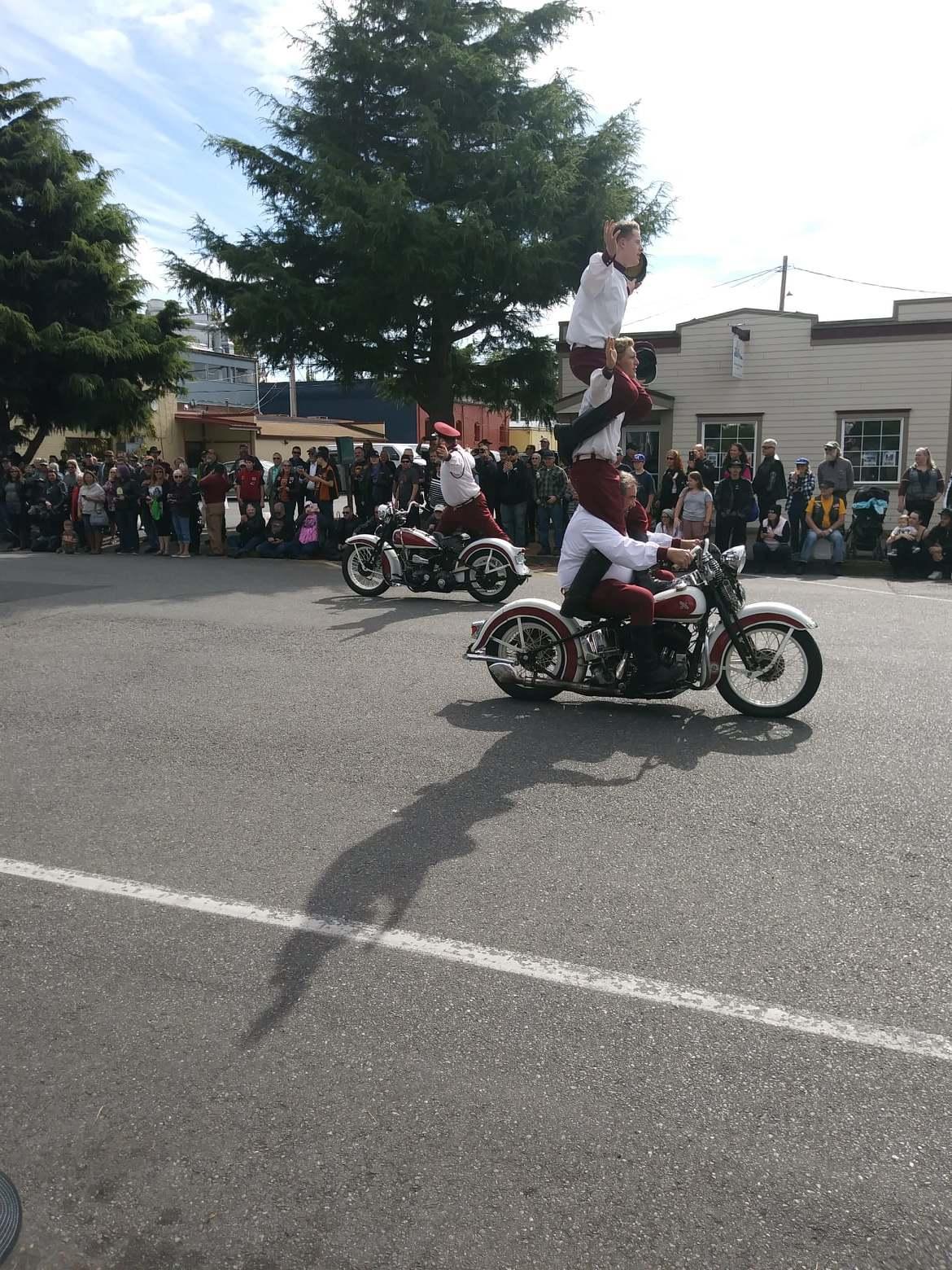 More Amazing Stunts!