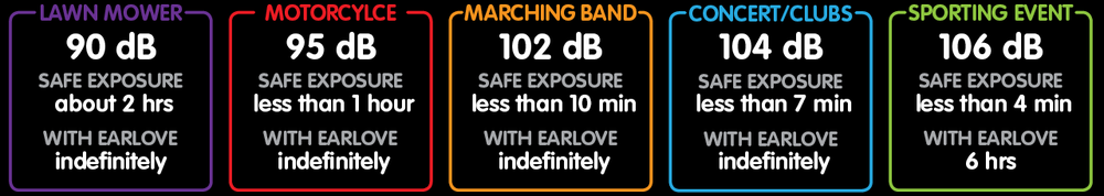 earplugs for marching band