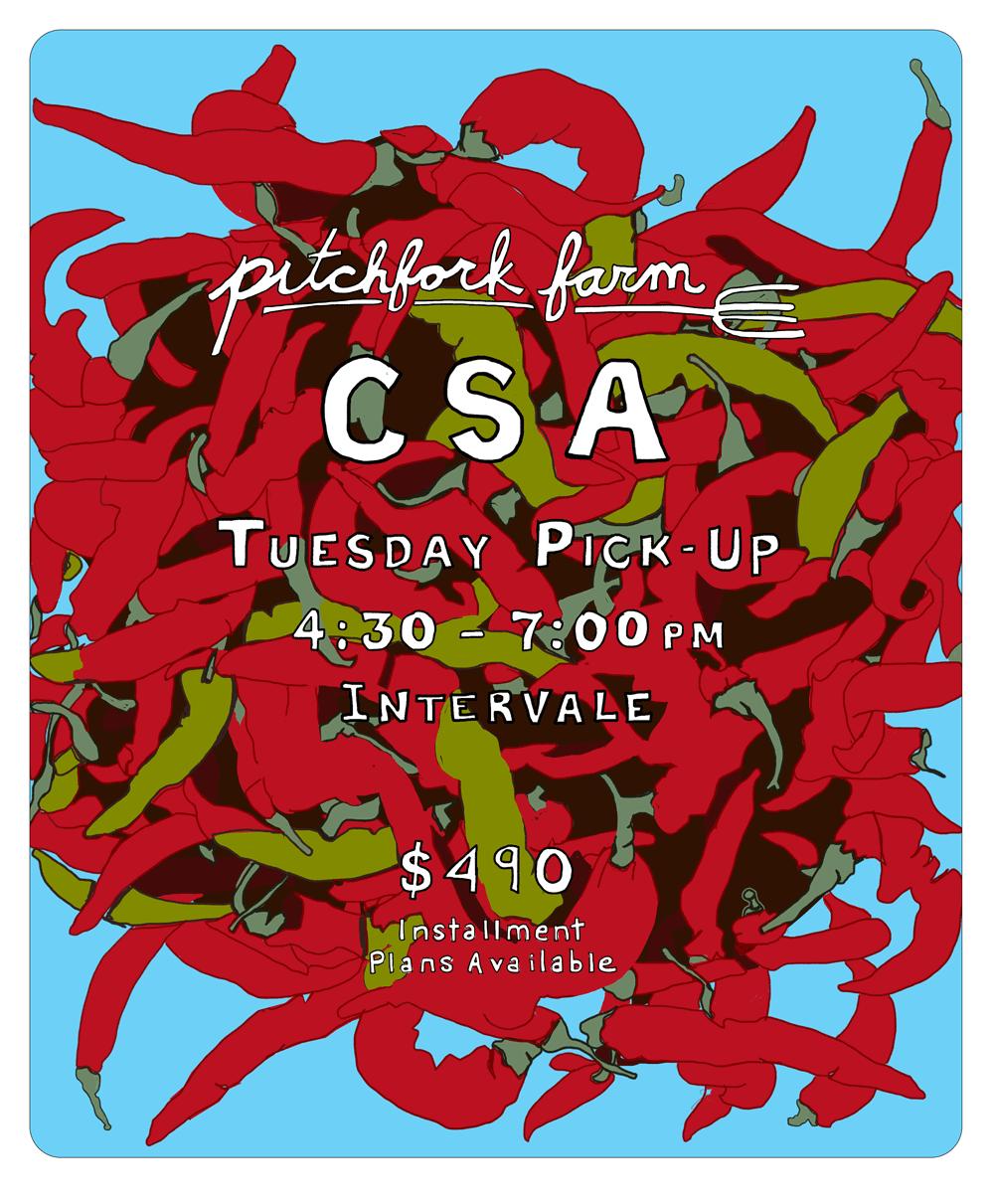 CSA poster
