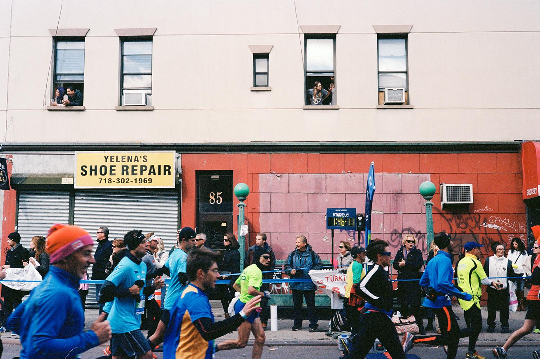 46_F3_NY Marathon, Greenpoint, New York Wanderings 2014.jpg