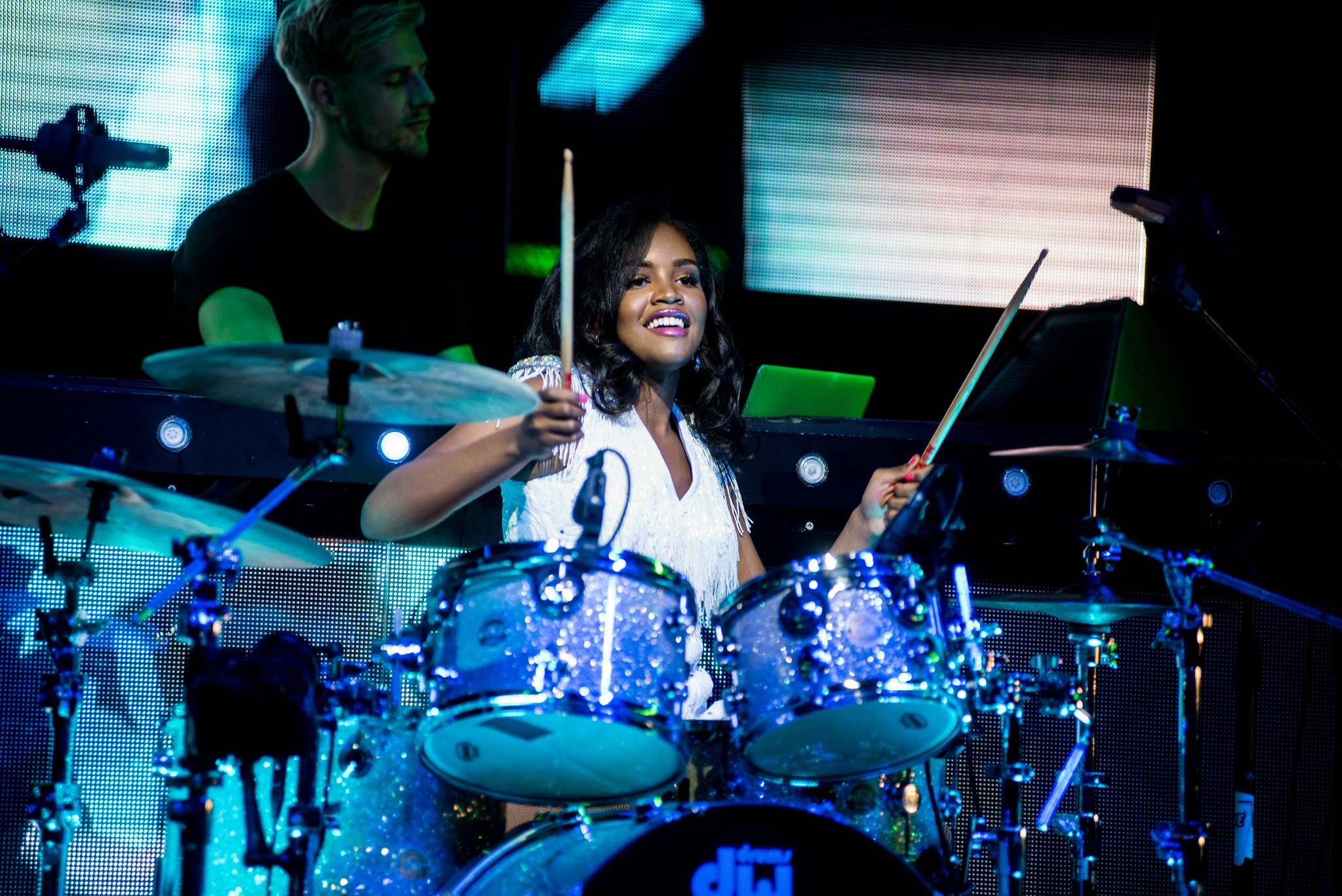 Glorious-Singer-Livetronica Drummer-Producer-Songwriter-Marquee-Nightclub-Video-New York-NY-40lr.jpg