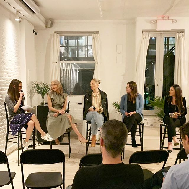 Lovedddd chatting with this amazing panel of wellness experts, discussing personalized nutrition, DNA, healthy habits, supplements & so much more 🌿🧬💊