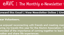 Selected Newsletters