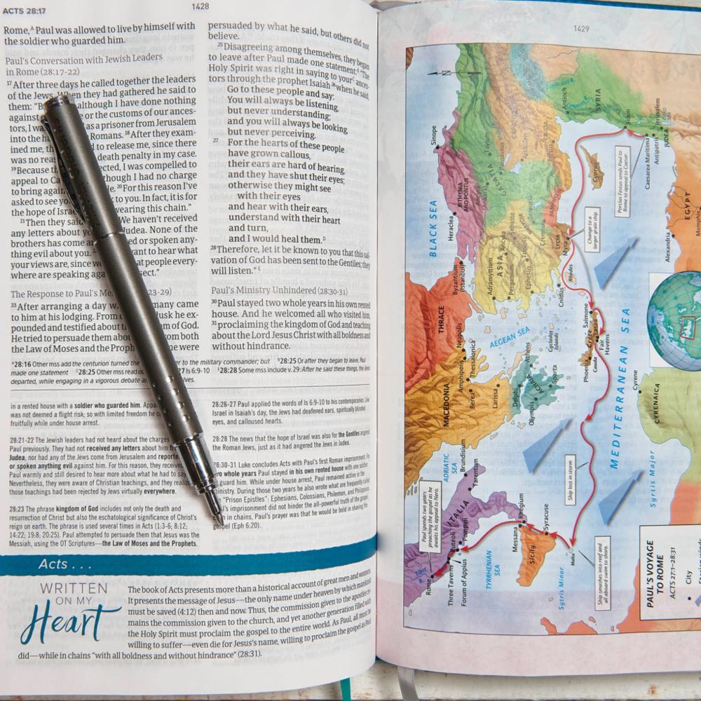 The Study Bible for Women — WHISTLESTOP BOOKSHOP