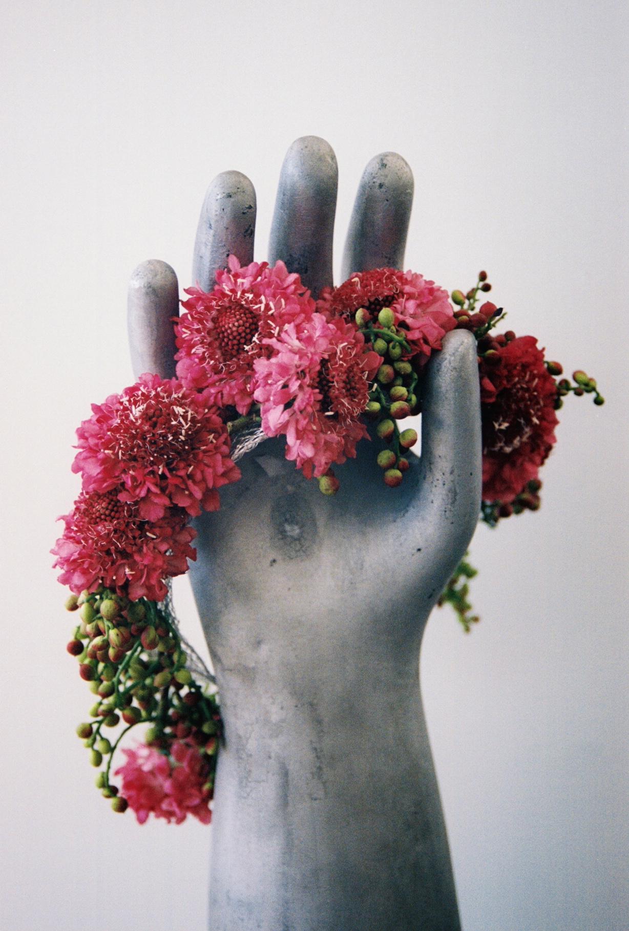 Floral Wreath DIY