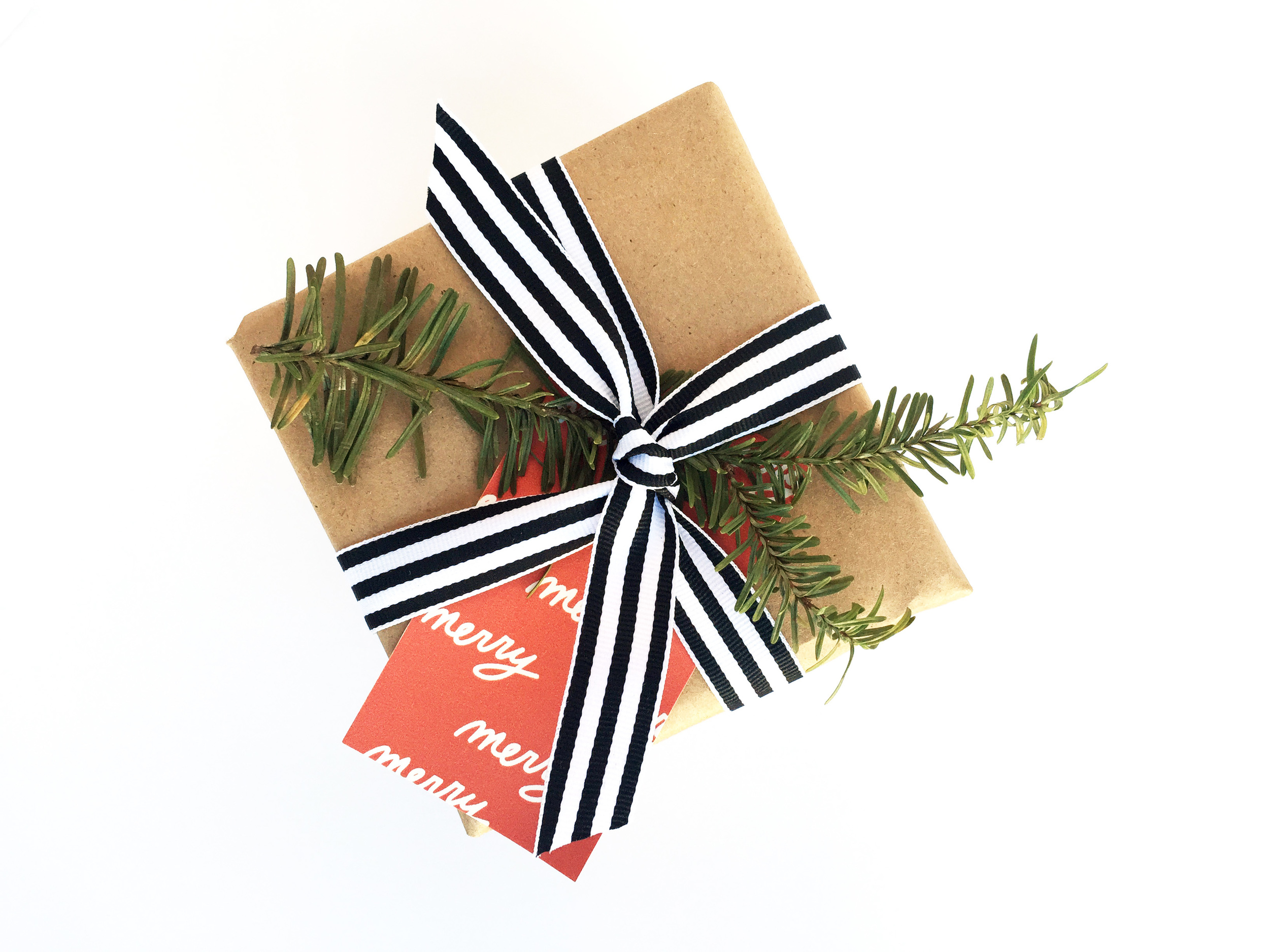 Delighted Creative Co. | Free Printable Gift Tags