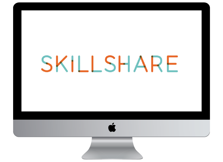 Skillshare Brand Identity Design Course Recommendation by Delighted Creative Co.