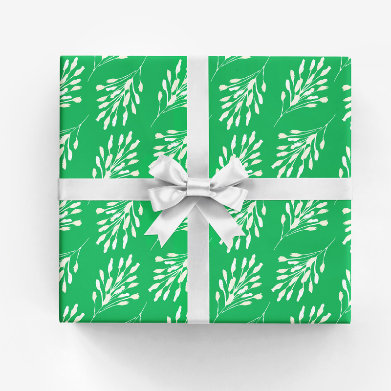 Holiday—or Everyday—Gift Wrap by Amanda Gomes • amandagomes.com