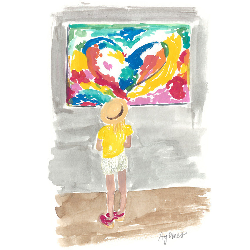 Amanda Gomes Illustration inspired by StyleSmaller •amandagomes.com
