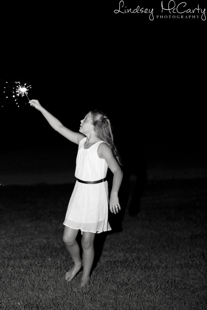 Lindsey McCarty Photography | Roanoke, VA Area Wedding Photography | Braeloch Wedding | Vinton, VA Wedding | Sparkler Exit