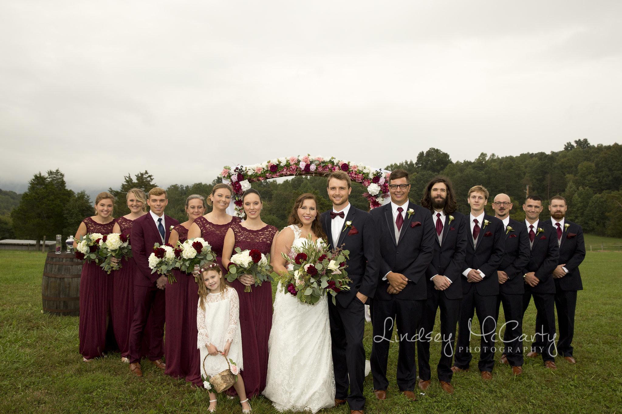 Jess + Bryc's Wedding at Whistle Hollow Farm in Fairfield, VA | Wedding at Whistle Hollow Farm in Fairfield, VA | Wedding Photography at Whistle Hollow Farm in Fairfield, VA | Lindsey McCarty Photography - Virginia wedding photographer