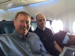 I was recently on a flight back from attending ICON14 and sat beside Father Ben, a parish priest from Grimsby, Ontario.  I told him my great lawyer and priest joke and he tells me he is going to share it in one of his sermons.....