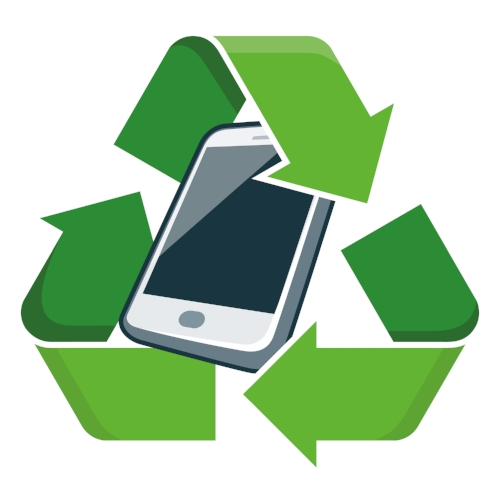 Recycle your old phone