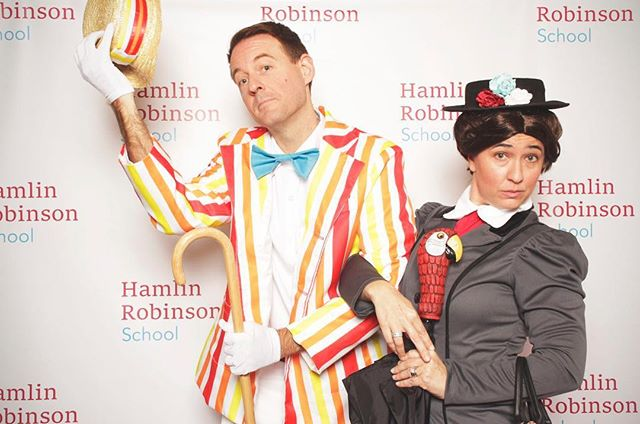 Costume parties are the best. #lightbooth #photobooth #costumeparty #marrypoppins #denverphotoboothrentals